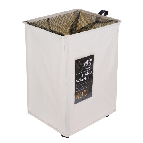 Large Collapsible Oxford Cloth Laundry Basket