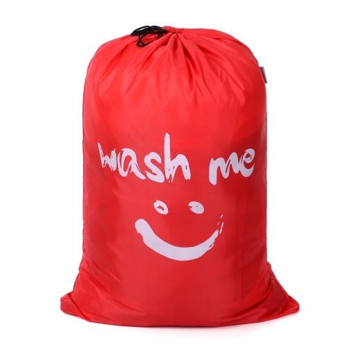 Сумка для белья 26 * 38 дюймов Большая емкость Складная сумка для хранения