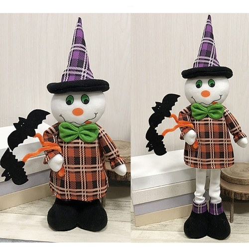 Halloween Extendable Standing Doll Toy