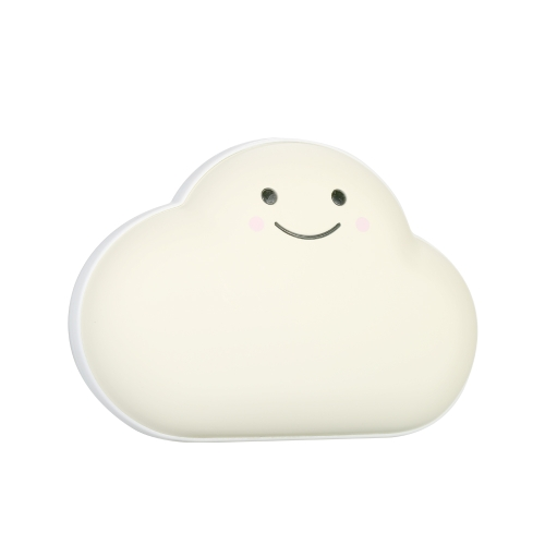 Mini Portable Hand Warmer Adorable Clouds Hand Warmer 3600mAh USB Rechargeable Electric Hand Warmer 3 Heating Warm Setting Portable Power Bank
