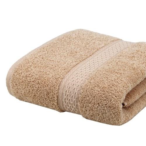 Toalla de baño 100% algodón 70 * 140 cm para baño