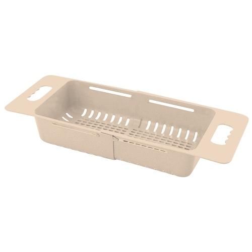 Vegetable Fruits Colander Strainers Vegetable Sink Basket