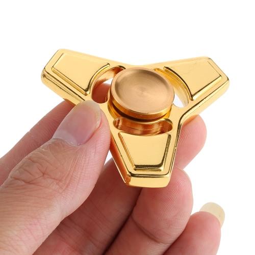 New Hot Metal Alloy Tri Fidget Hand Finger Spinner