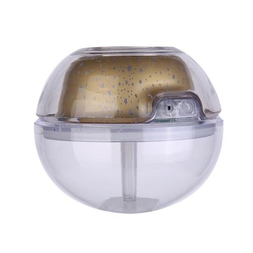 Светодиодный роторный проектор и увлажнитель