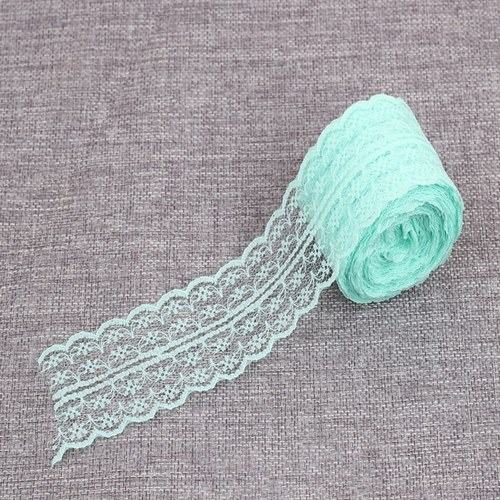 Lace Roll Lace Ribbon Vintage Style Scalloped Edge Lace Ribbon DIY Bridal Wedding Decoration Crafts
