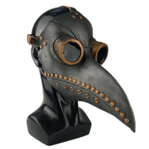 Halloween Cosplay Schnabel Maske