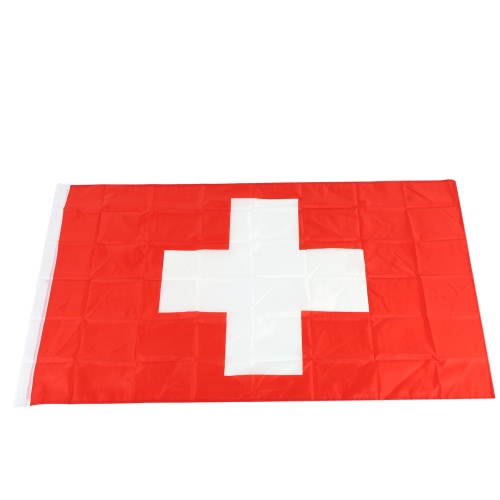 Anself 90*150cm Polyester Flag Standard-size Country Flag National Flag Good Quality Banner Size 3*5ft 25 Countries Optional
