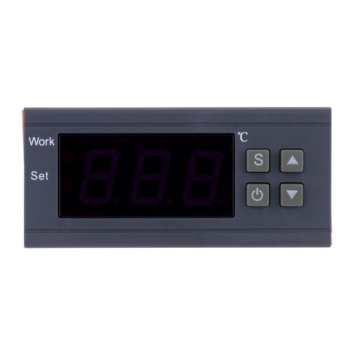 90 ~ 250V 10A Température Contrôleur numérique thermocouple ~ 110 degrés Celsius avec capteur