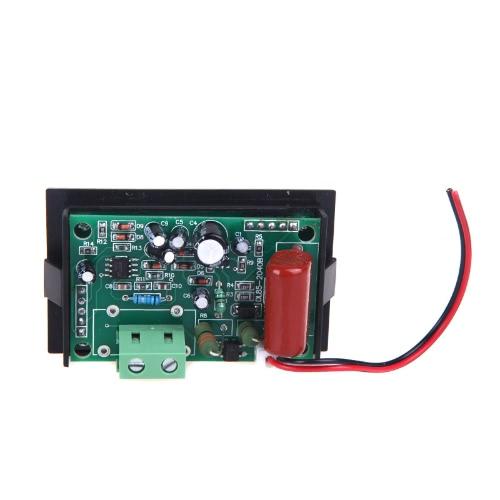 Цифровой светодиодный измеритель напряжения Амперметр Вольтметр