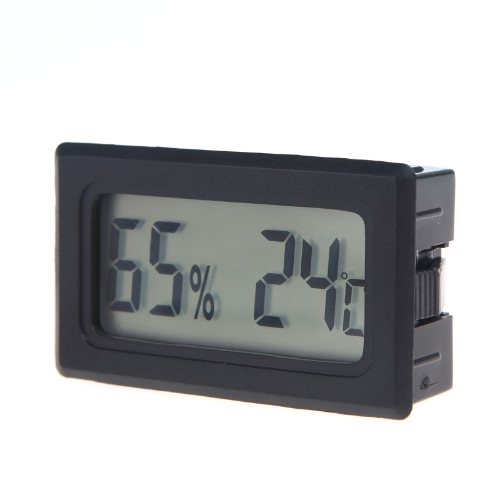 Mini Digital LCD Thermometer Hygrometer Luftfeuchte Temperatur Meter Indoor