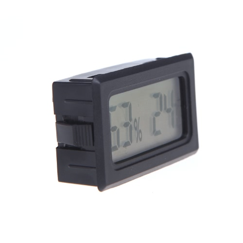 Mini Digital LCD Thermometer Hygrometer Humidity Temperature Meter Indoor фото