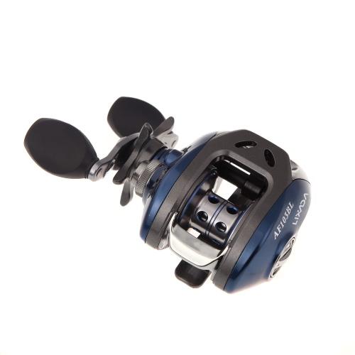 Lixada AF103 10+1BB Ball Bearings Left/Right Hand Bait Casting Fishing Reel