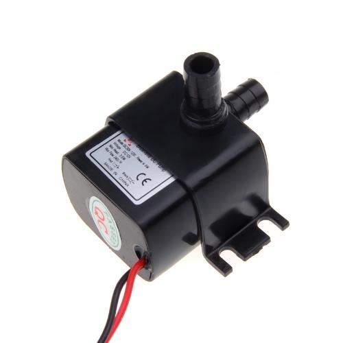 Anself ultra-quiet mini DC12V 240L//H 3m micro brushless water oil pump