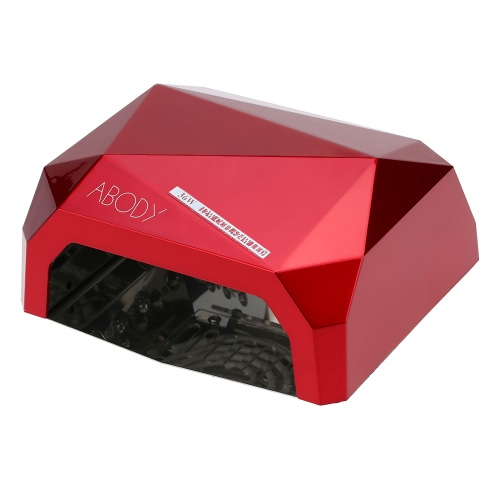 36W Abody LED CCFL Nail Dryer