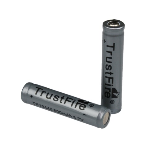 4PCS AAA 10440 TrustFire Rechargeable Battery