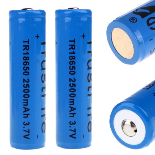 TrustFire 18650 batería recargable
