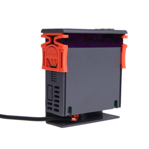 KKmoon  10A 220V  ミニ デジタルエア 湿度制御コントローラ レンジ測定範囲 1%〜99% センサー 付き