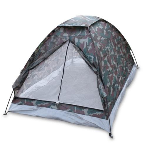 Tente de Camping Camouflage Extérieure Portable 2 Personnes seulement € 19.33