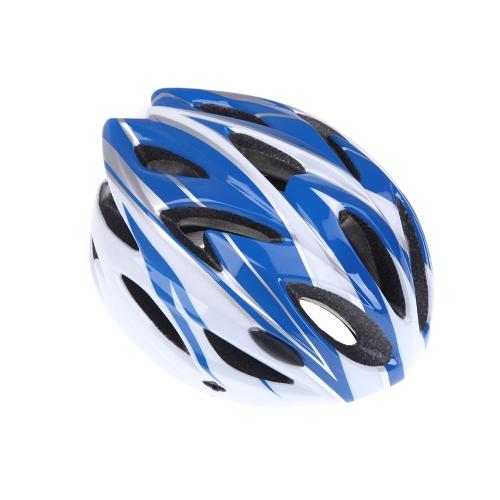 R/églable V/élo Sport Casque V/élo pour la Route Cyclisme,Montagne Moulage int/égr/é Hommes Femmes Casque d/équitation Lixada Casque de v/élo VTT Ultra l/éger