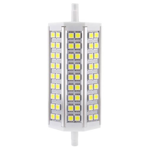 R7S 10W 54 LEDs 5050 SMD Bombilla de ahorro de energía