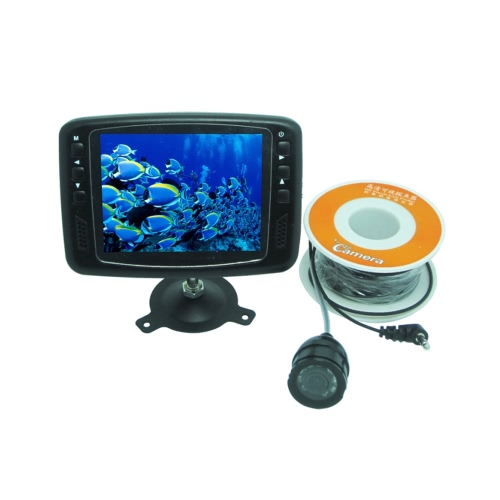Linea: Fish Finder videocamera subacquea 600 TV 3,5