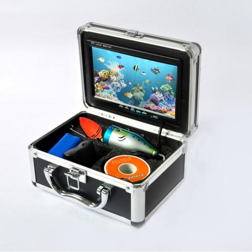 Рыбы Finder 7 «TFT ЖК-монитор 600 линий подводного видео камеры системы HD 15 М кабель ТВ рыбалка снасти
