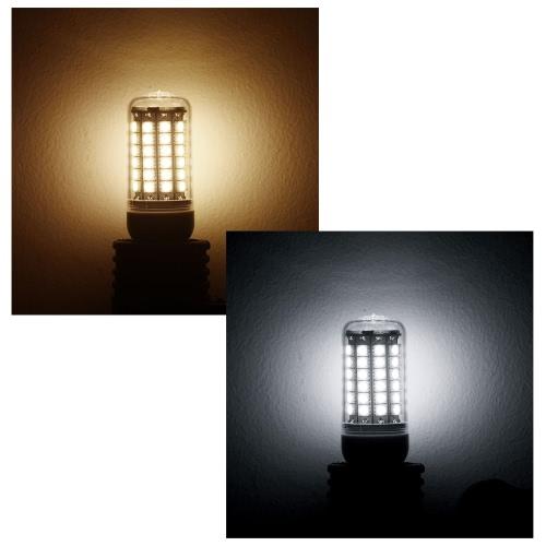 Lixada maïs LED E27 lumière 12W 5050 SMD ampoule lampe éclairage 69 360 degrés d'économie d'énergie LED blanc 220-240V