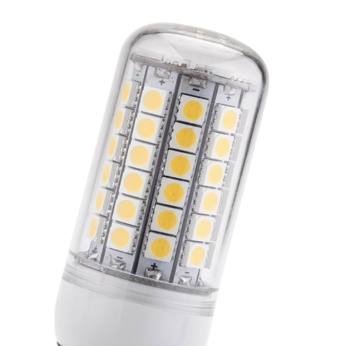 LED Corn Light E27 12W 5050 SMD Bulb Lamp Lighting 69 Leds Energy Saving 360 Degree Warm White 220-240V