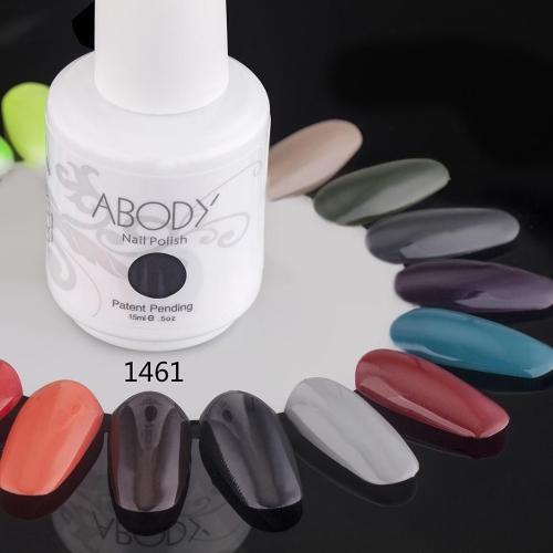 AKörper 15ml Soak Nail Gel polnische Nail Art Professional Lack Maniküre UV Lampe & LED Farben 177 1461