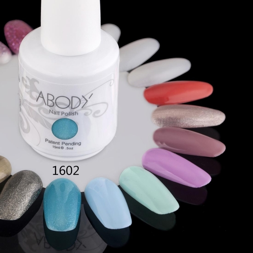 AKörper 15ml Soak Nail Gel polnische Nail Art Professional Lack Maniküre UV Lampe & LED Farben 177 1602