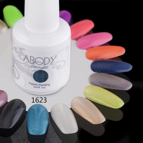 AKörper 15ml Soak Nail Gel polnische Nail Art Professional Lack Maniküre UV Lampe & LED Farben 177 1623