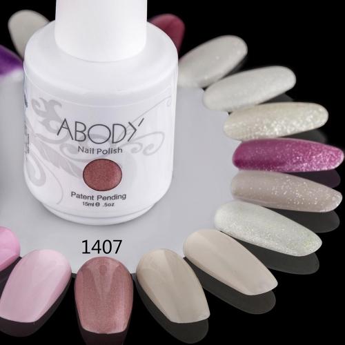 AKörper 15ml Soak Nail Gel polnische Nail Art Professional Lack Maniküre UV Lampe & LED 177 Farben 1407