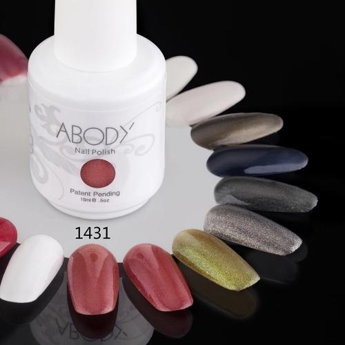 AKörper 15ml Soak Nail Gel polnische Nail Art Professional Lack Maniküre UV Lampe & LED Farben 177 1431