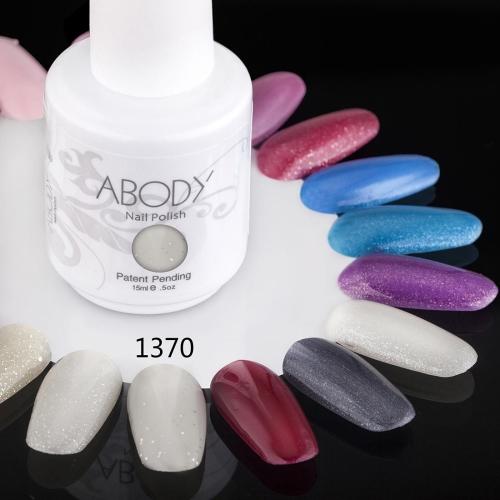 AKörper 15ml Soak Nail Gel polnische Nail Art Professional Lack Maniküre UV Lampe & LED 177 Farben 1370