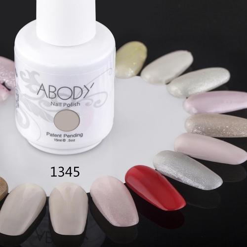 Пантелеева 15 мл замачивание от цвета ногтей гель польский ногтей искусство Professional лак маникюр УФ лампа & LED 177 1345