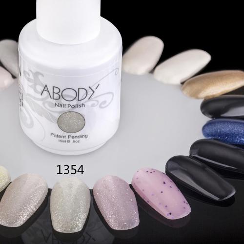 AKörper 15ml Soak Nail Gel polnische Nail Art Professional Lack Maniküre UV Lampe & LED Farben 177 1354