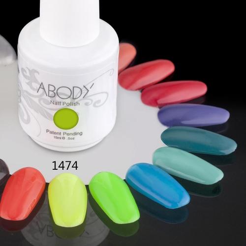 Пантелеева 15 мл замачивание от цвета ногтей гель польский ногтей искусство профессиональный лак маникюр УФ-лампа & LED 177 1474