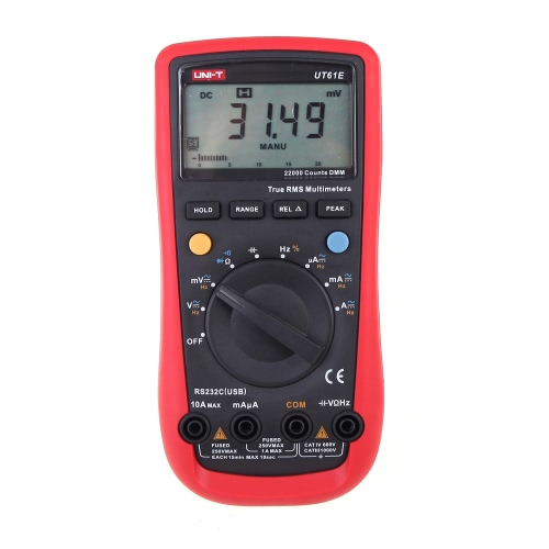 UNI-T UT61E moderner Digital-Multimeter