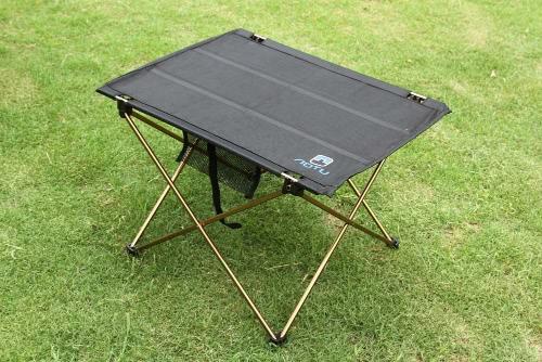 Portatile Piechevole Tavolo Piechevole Tavolo per Campeggio Outdoor Picnis 7075 Lega di Alluminio Ultra-Leggero