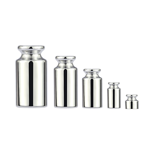 Weight 1g 2g 5g 10g 20g Chrome Plating Calibration Gram Scale Weight Set for Digital Scale Balance