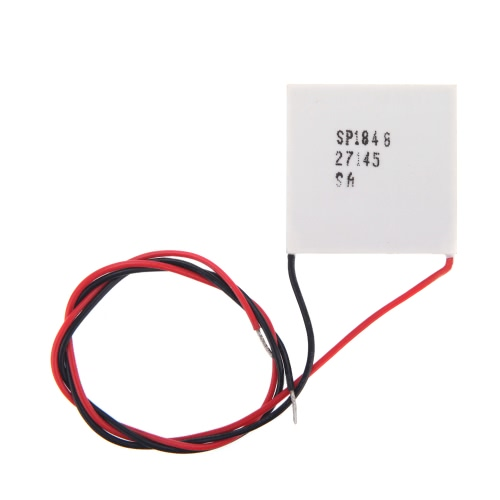 40 * 40mm Thermoelectric Power Generator High Temperature Generation Element Peltier Module TEG High Temperature 150℃