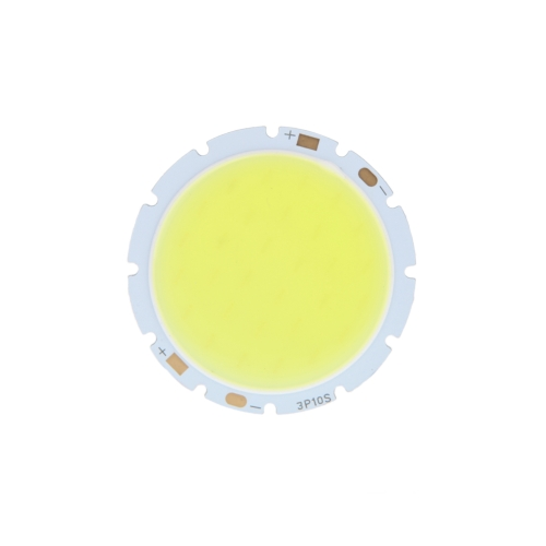 10W Round COB Super Bright LED Chip Light Lamp Bulb White DC32-34V