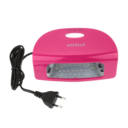 100-240V 9W Led Nail Lamp Automatic Open for UV Gel Nail Polish Salon Nail Dryer Curing Lamp Machine Nail Art Tool Everlasting