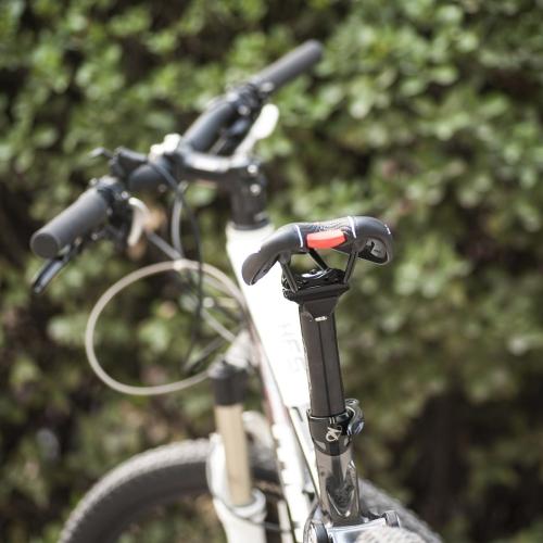 8fb22960c92 BaseCamp Mountain Bike Bicycle Cycling Hollow Saddle Seat Cushion Black