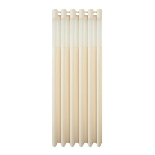 Poliester łazienka prysznicowa kurtyna wodoodporna odporna na pleśń nowoczesna stylowa kurtyna kąpielowa 180 * 195 cm