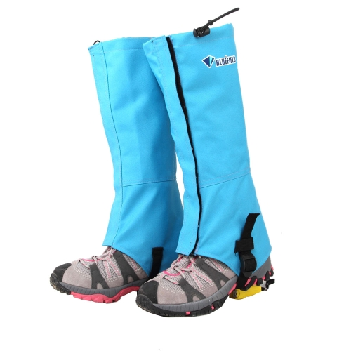 Bluefield Outdoor Waterproof Windproof Gaiters Leg Protection Guard Skiing Hiking Climbing