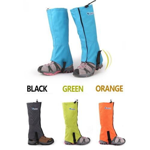 Esterno impermeabile antivento di Bluefield guardia di ghette gamba di protezione sci escursionismo arrampicata