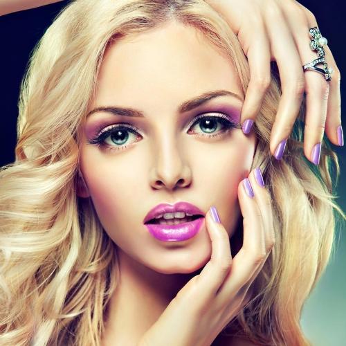 Professionelle Kosmetik Make-up wasserdichte Lipgloss Lipgloss samt Lippenstift Matt Vitalität Weinrotes Star