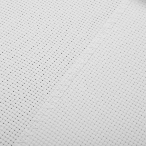 DIY Handarbeit Handarbeiten gezählt Kreuzstich Set Stickerei Kit 14CT Blockhaus Muster Cross-Stitching 37 * 44cm Wohnaccessoires