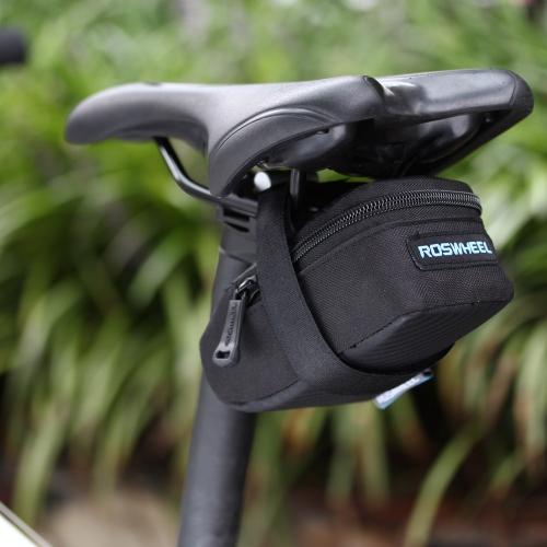 ROSWHEEL Fixed Gear Fixie Road Bike Bicycle Cycling Saddle Back Seat Seatpost Tail Pouch Package Bag